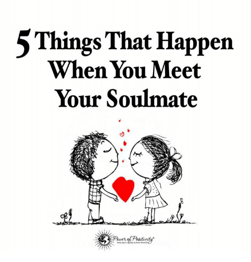Predict your soulmate