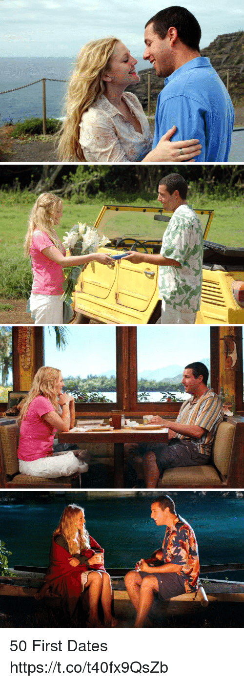 Memes, 50 First Dates, and 🤖: 50 First Dates https://t.co/t40fx9QsZb