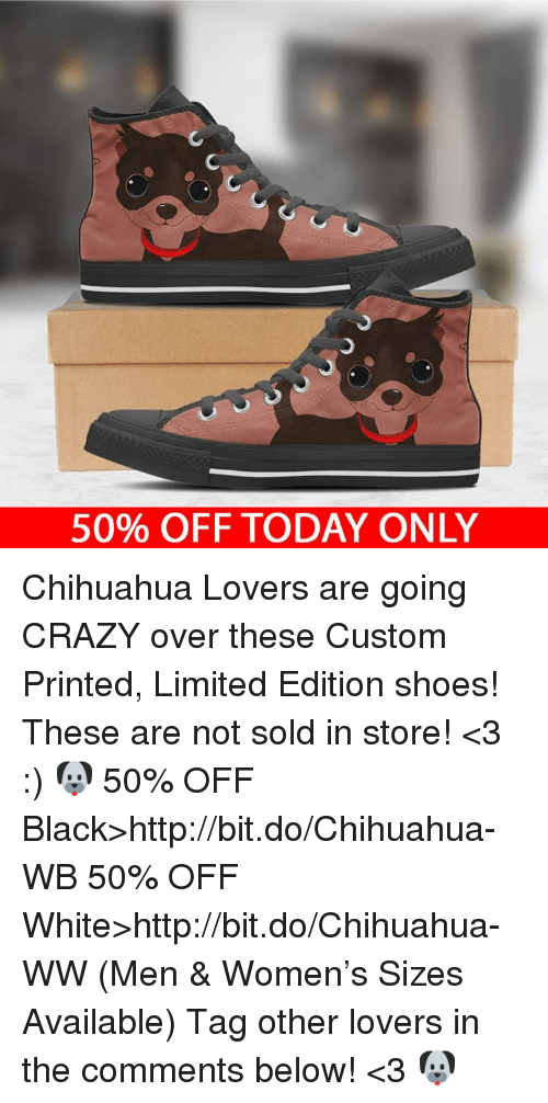 Chihuahua, Crazy, and Memes: 50% OFF TODAY ONLY Chihuahua Lovers are going