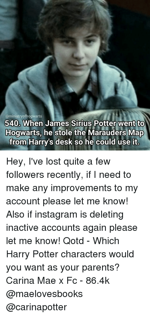 540 Ofhogwarts James Sirius Potter Went to When Hogwarts He
