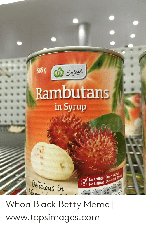 565 G Select Rambutans in Syru Preservatives No Artificial Delicuous