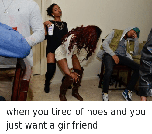 just want a girlfriend