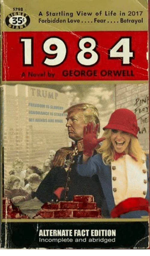 methods of controlling the society in 1984 a novel by george orwell In the novel 1984, written in 1948 , george orwell presents a dystopian society that was intended to be a warning about the future of our world although at the time the reality that was set for the novel was almost unthinkable, in many ways, our society has come to look quite similar to the.