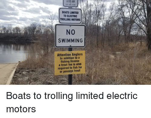 Do You Need A Boating License For Electric Motor