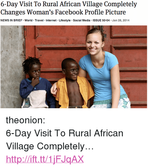 Facebook Http And Day 6 Day Visit To Rural African Village Completely