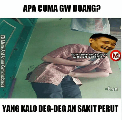 Anime, Meme, and Indonesia: 6  FB: Meme And Anime Comic Indonesia