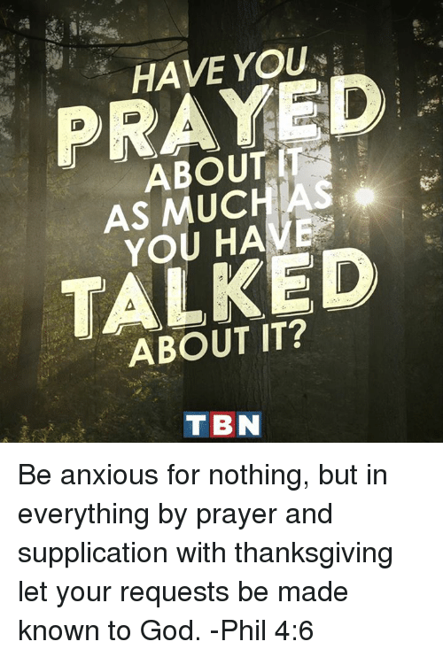 Anxious for Nothing - Home | Facebook