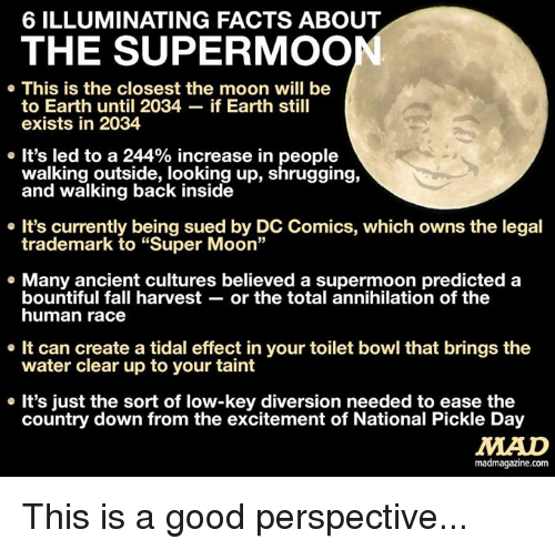6 ILLUMINATING FACTS ABOUT THE SUPER MOO This Is the Closest the ...