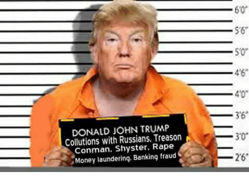 Image result for trump money laundering