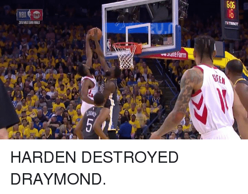 Western, Been, and Harden: 606  2018 WESTERN FRALS  BEEN HARDEN DESTROYED DRAYMOND.