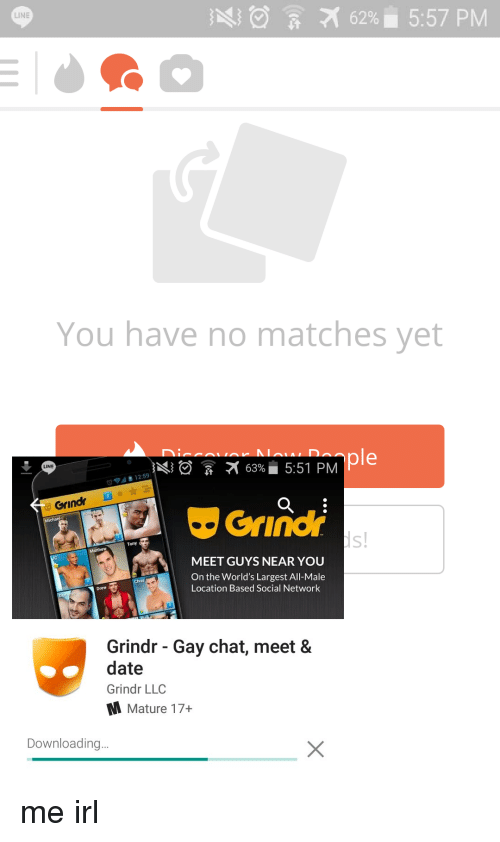 Gay chat irl
