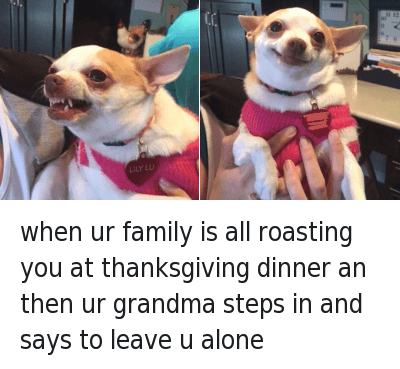 Thanksgiving With Black Families