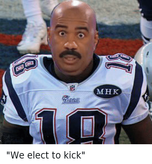 """CoinFlipGate, Football, and Matthew Slater: """"We elect to kick"""""""