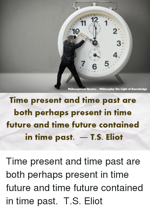 in present time