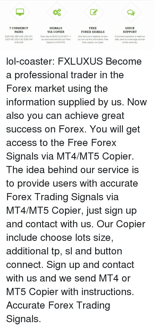 Forex signals are useful or not mt5