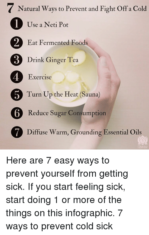 Best way to prevent yourself from getting sick