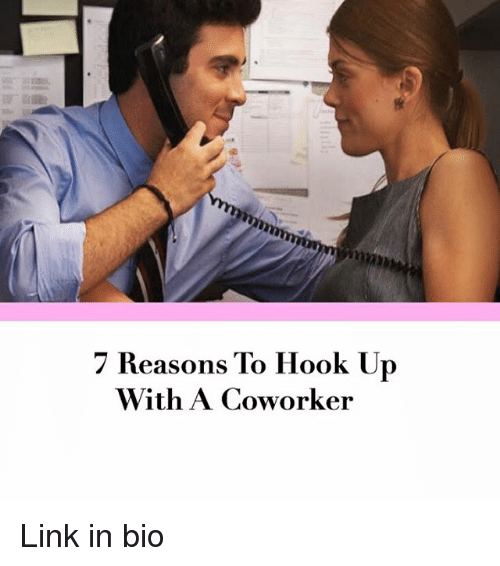 Dating a coworker meme