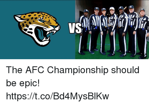 Memes, Afc Championship, and 🤖: 71  VS The AFC Championship should be epic! https://t.co/Bd4MysBlKw