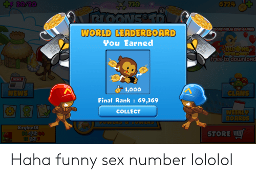 Free funny sex game