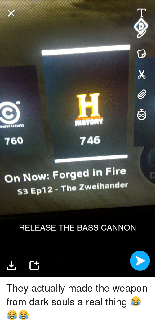 760 746 on Now Forged in Fire S3 Ep12 the Zweihander RELEASE THE