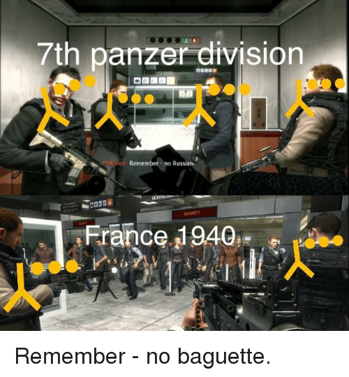 7th Panzer Division Ov Remember No Russian France 494C ...