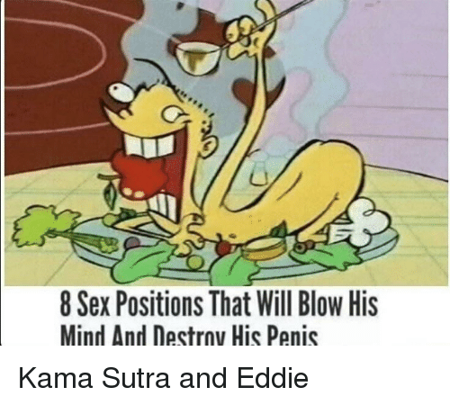 Sex to blow his mind
