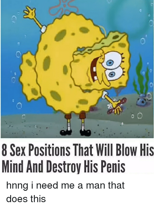 Mind blowing sex positions for him