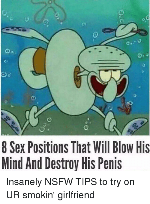 Sex tips that will blow his mind