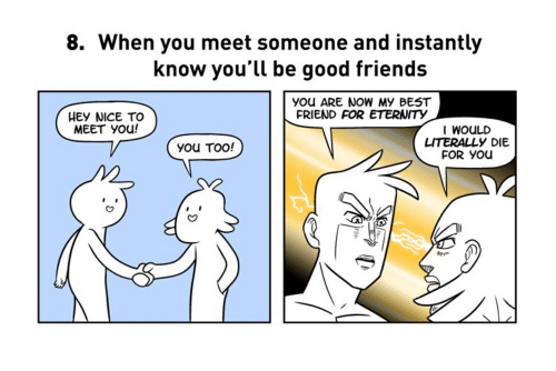 how to meet good friends