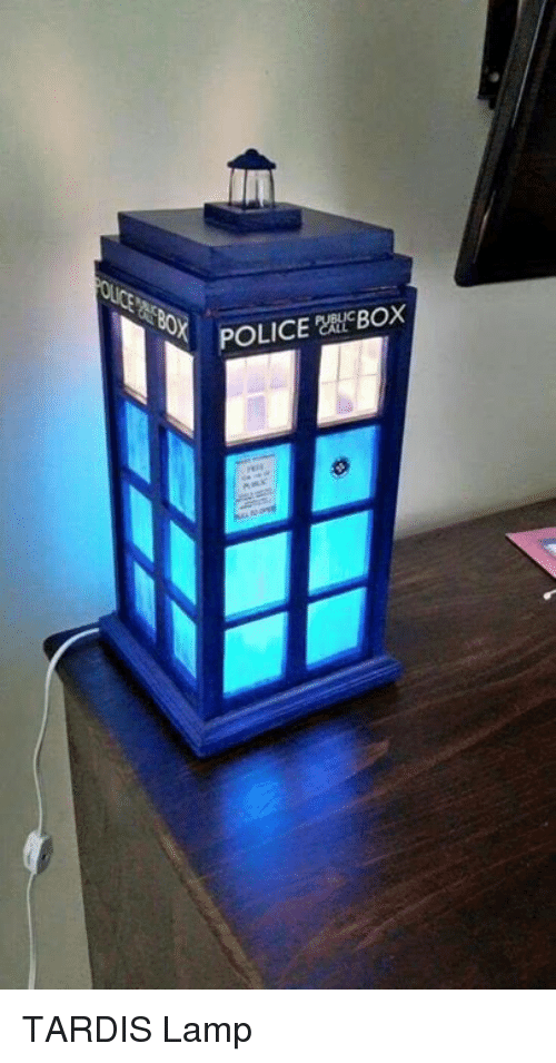 Search police box memes on me 80 police box tardis lamp mozeypictures Gallery