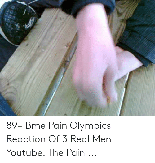 Bme Pain Olympic Official Video