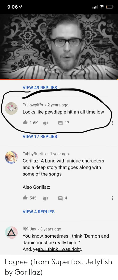 906 8 VIEW 49 REPLIES Pullowpiffs Looks Like Pewdiepie Hit an All