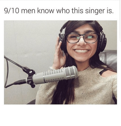 Memes, 🤖, and Who: 9/10 men know who this singer is