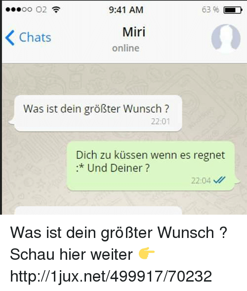 Was ist chat