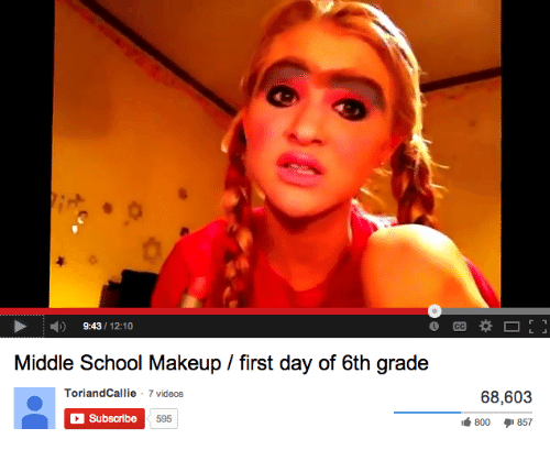 Makeup School And Videos 943 1210 Middle