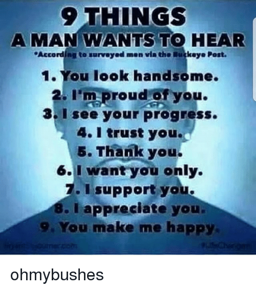 how to make yourself look handsome