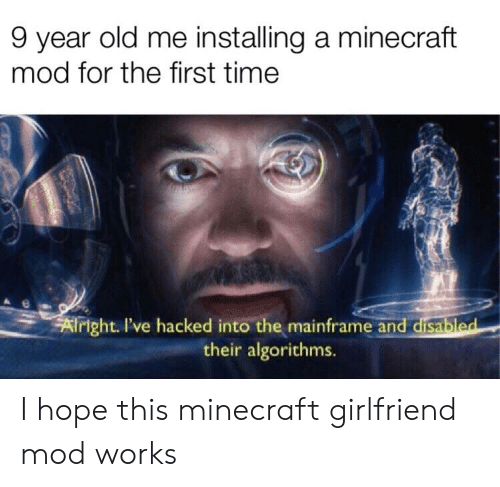 minecraft wont let me install