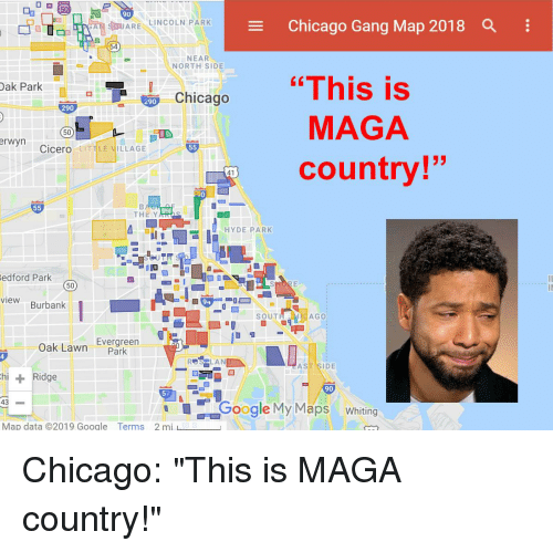 90 a SQUARE LINCOLN PARK Chicago Gang Map 2018 a NEAR NORTH ...