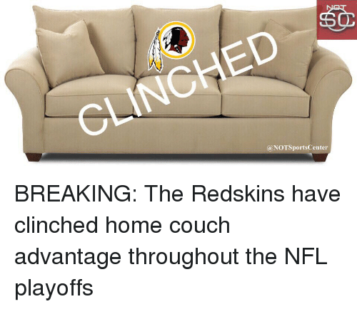 Amazing 950 A Notsportscenter Breaking The Redskins Have Clinched Creativecarmelina Interior Chair Design Creativecarmelinacom