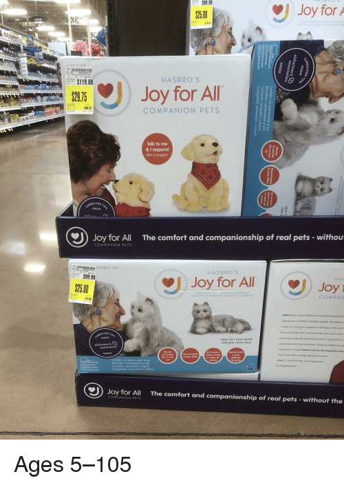 $9999 Joy for a OY FOR ALL GOLDEN PUP 9831010 $11900