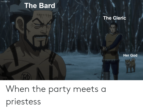 HaiE the Commander of the Elite Bard Agents   Bard Meme on