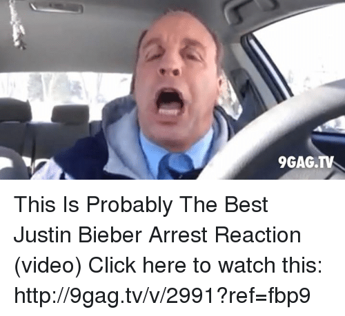 Best Memes About Clicking Clicking Memes - Best reactions to justin bieber arrest