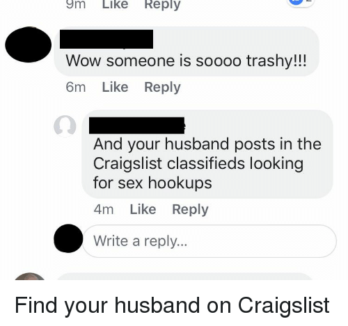 How to find hookups on craigslist