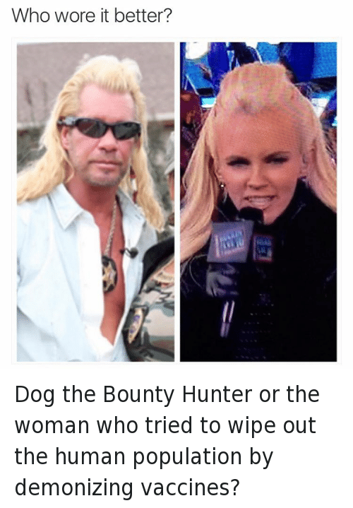 BAAXaN5PkXF Instagram who wore it better? dog the bounty hunter or the woman who tried