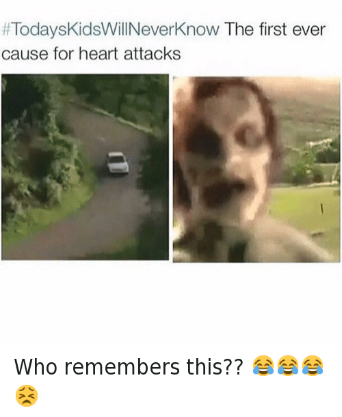 Who remembers this?? 😂😂😂😣: @hoodshiet  #TodaysKidsWillNeverKnow The first ever cause for heart attacks Who remembers this?? 😂😂😂😣