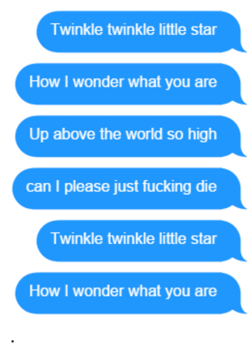 twinkle twinkle little star how i wonder what you are up above