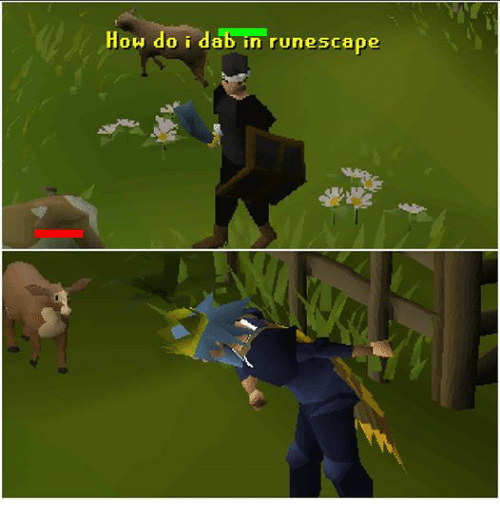 runescape born to do this
