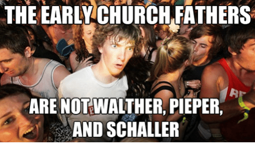 early-church-fathers
