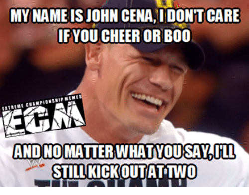 Facebook 6e769c ✅ 25 best memes about my name is john cena my name is john,Meme Cena