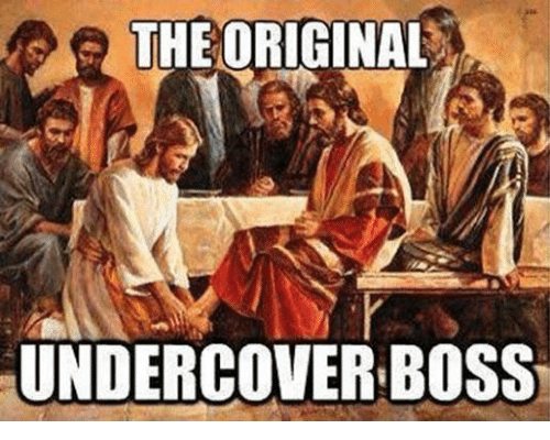 The Original Undercover Boss Undercover Boss Meme On Meme